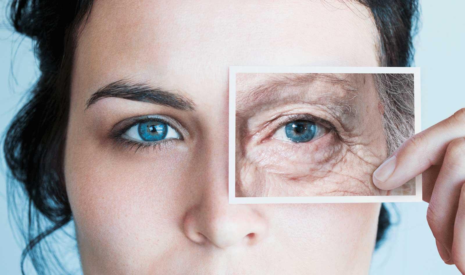 Signes de vieillissement de la peau et comment les réparer