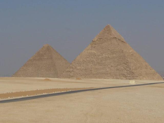 Piramidy wEgipcie