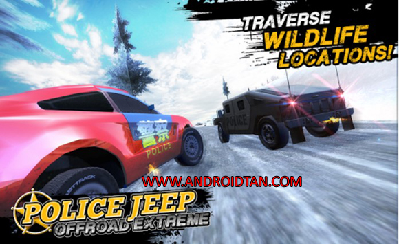 Police Jeep Offroad Extreme Mod Apk for Android