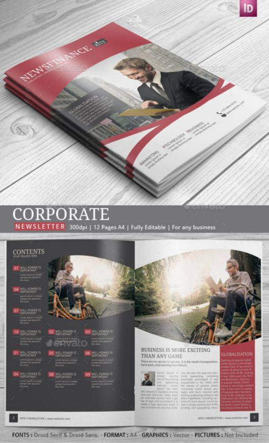 70. RITE Newsletter Template