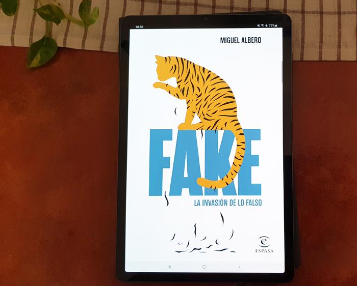 «Fake» de Miguel Albero en Bestia Lectora