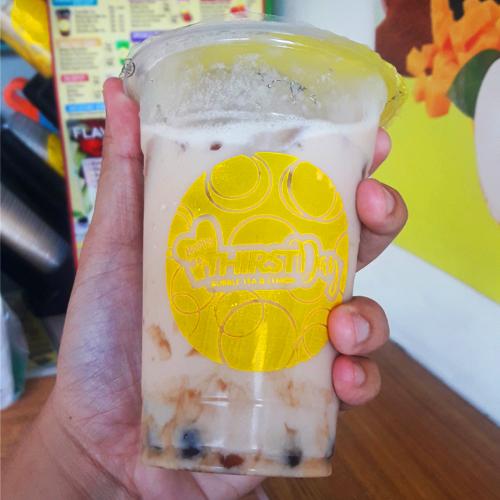 pearl milk tea regular