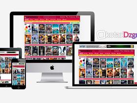 LK21 Clone Free Blogger Template  - Responsive Blogger Template