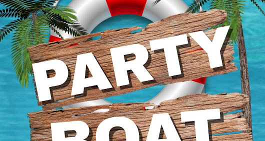 Party Boat - July 28th
