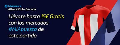 william hill promocion Athletic vs Granada 12 febrero 2020