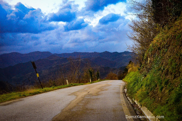 Marradi Apeniny Toskania, Dom z Kamienia blog