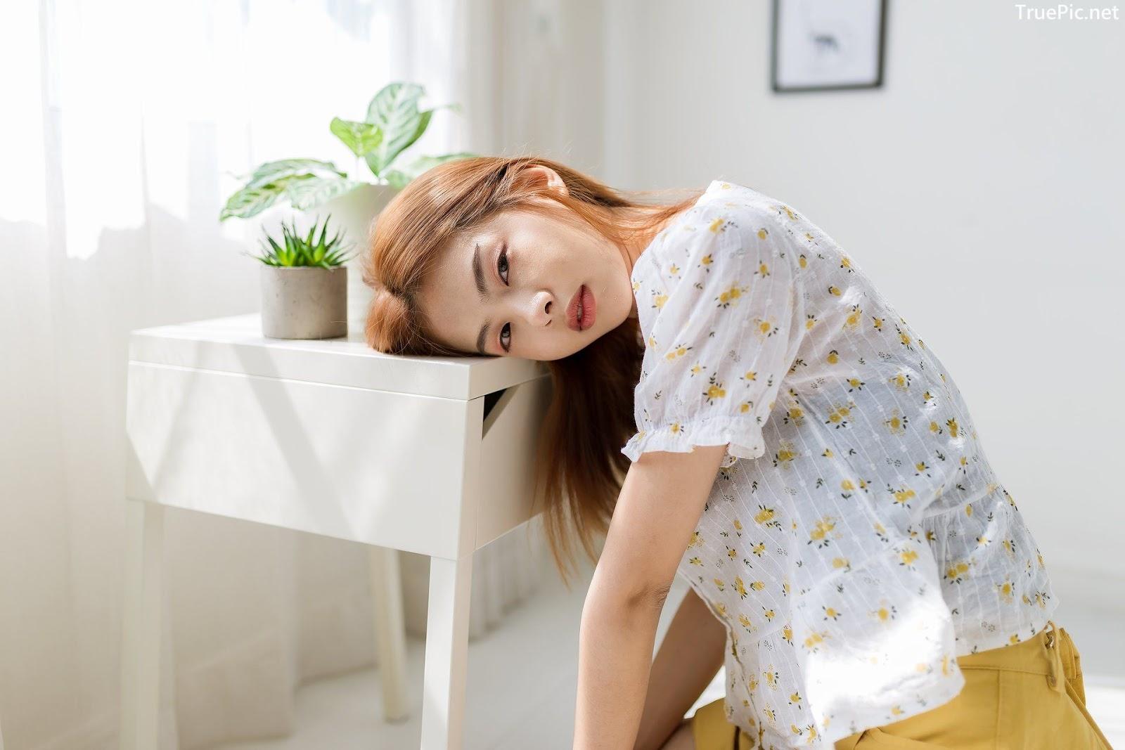 Image-Thailand-Angel-Model-Nut-Theerarat-White-Room-TruePic.net- Picture-1