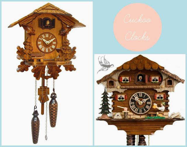 stary zegar z drewna