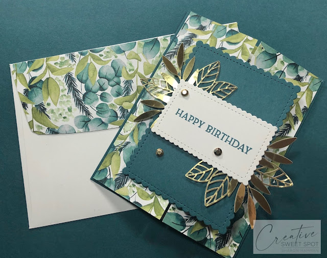 Forever Greenery - Happy Birthday