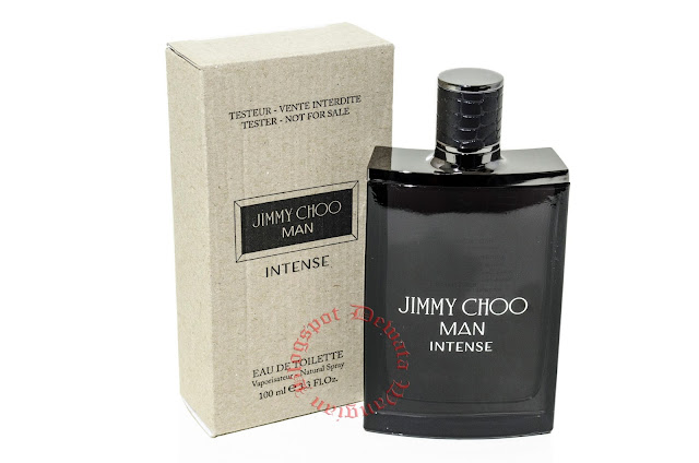 Jimmy Choo Man Intense Tester Perfume