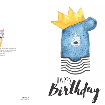 Tania mccartney nuovo group are publishing over 60 bears ive created for my a bear a day auction as greeting cards they will be available australia wide at newsagents m4hsunfo