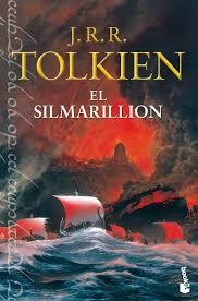 Portada de El Simarillion de JRR Tolkien