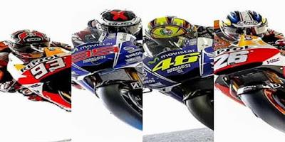 Jadwal Lengkap Terbaru MotoGP 2015