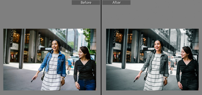 Download @Alen Palander Inspired Lightroom Preset for Free