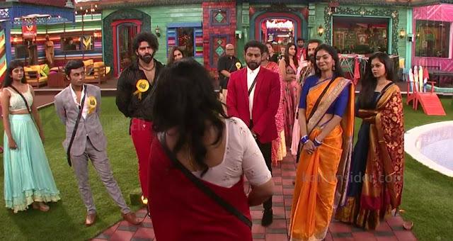 Actress Rekha gets eliminated from Bigg Boss Tamil Season 4