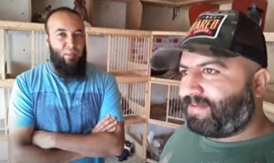 محمد التادلي بطل حمام الزينة بالمغرب