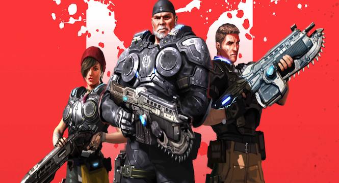 Gears Of War Getting New Comic Book Series In 2018