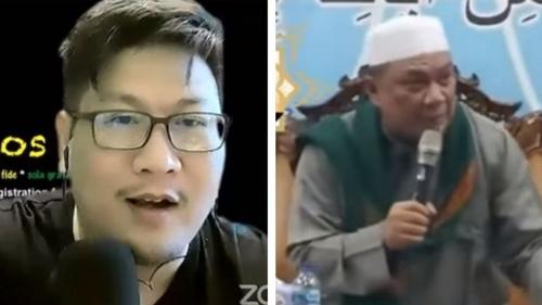 Gus Sahal: Yahya Waloni dan Jozeph Paul Zhang Tabuh Genderang Adu Domba