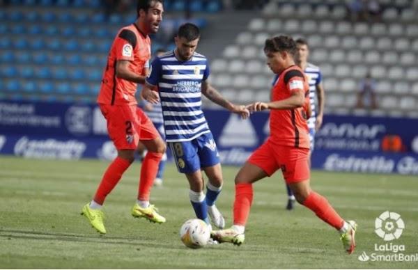 Málaga, Haitam se perderá el choque ante el Sporting por roja directa