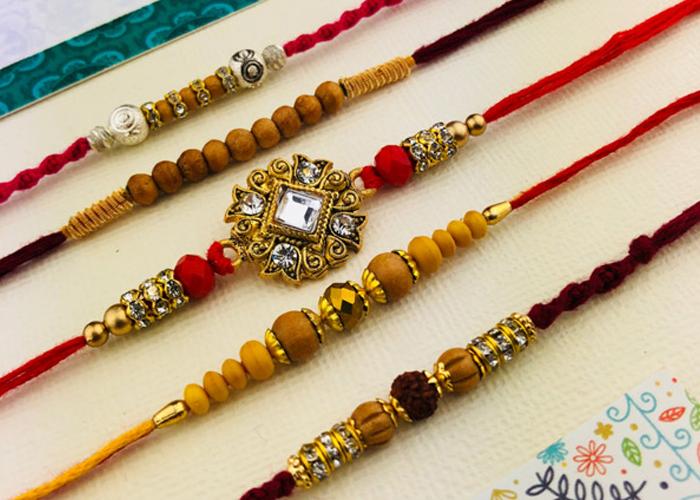 Rakhi Designs