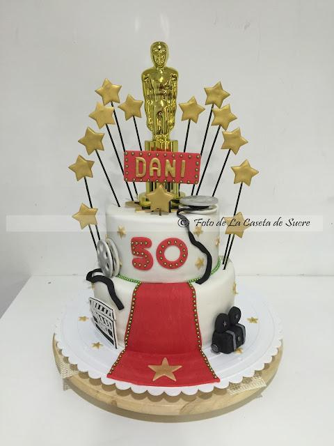 tarta oscar cake