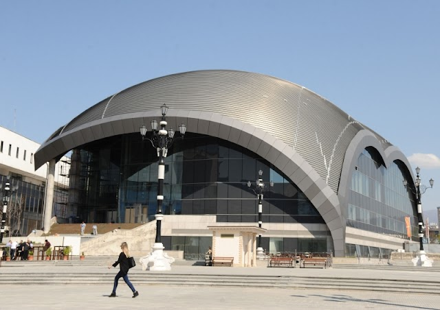 New concert hall of Macedonian Philharmonic Orchestra to open on May 21