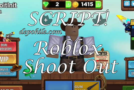 Roblox Shoot Out Oyunu Herkesi Öldürme Script Hilesi 2021