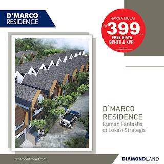 D'Marco Residence : Rumah Idaman Untuk Millenial