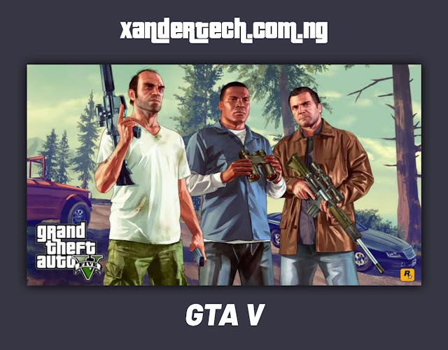 Download GTA 5 Apk + Obb Data Latest For Android