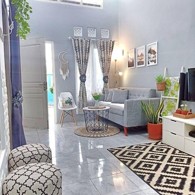 Furniture Ruang Tamu Sederhana tapi Menarik