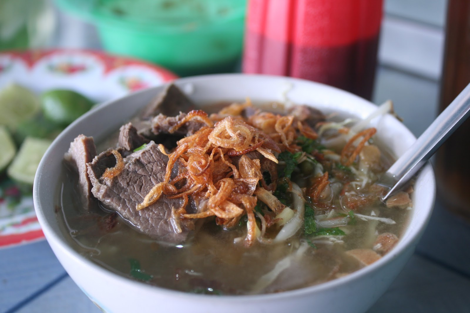 Image result for soto daging bawang putih