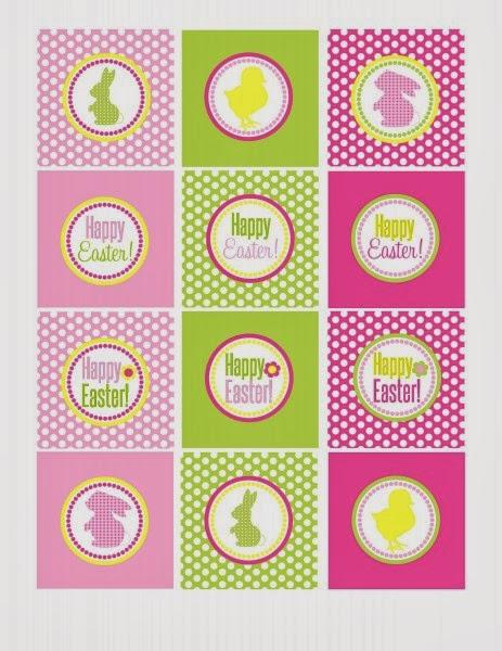 Pascua Tierno Mini Kit Para Imprimir Gratis Ideas Y