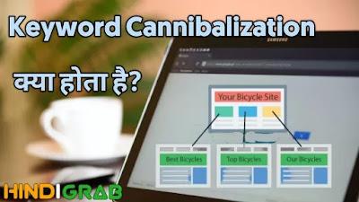 Keyword Cannibalization क्या होता है?