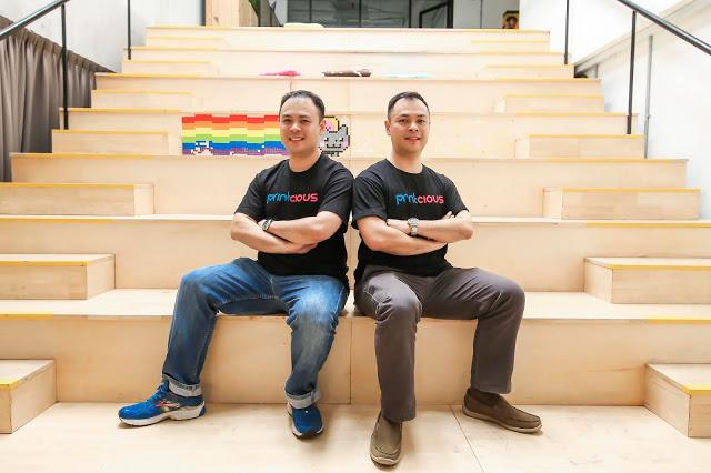 Printcious Melancarkan Rekaan T-Shirt Yang Unik Bagi Mengumpul Dana Untuk Disumbangkan Kepada MERCY Malaysia