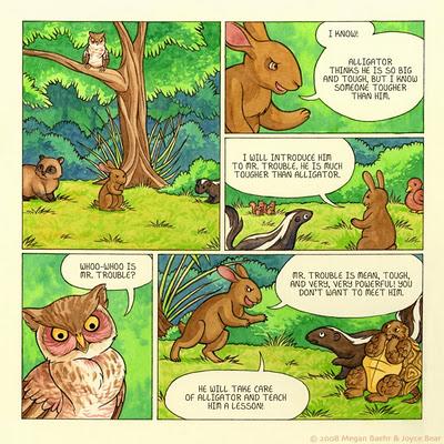 Trickster tale