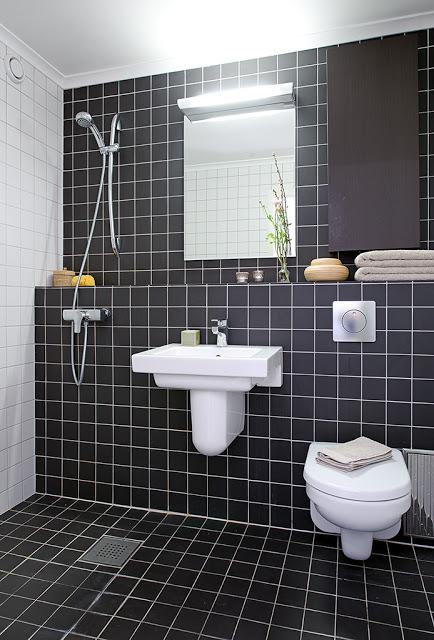 Baños con duchas accesibles
