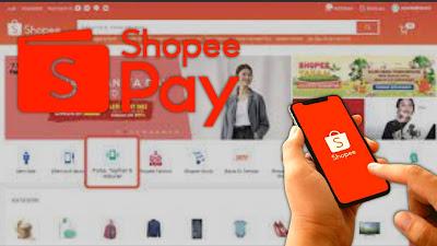 cara mengaktifkan shopeepay