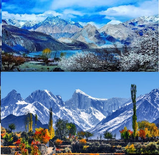 Hunza Valley- Pakistan Beautiful Places to visit