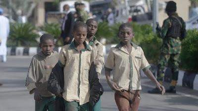 Más de 300 estudiantes secuestrados fueron liberados en Nigeria