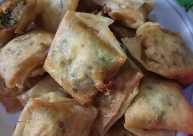 Resep Martabak Telur Isi Daging Ala Rumahan- RESEPODIA