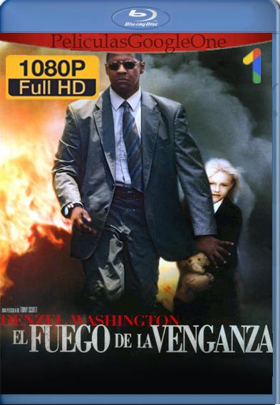 Hombre en Llamas (2004) [1080p] [Latino-Ingles] [Luiyi21HD]
