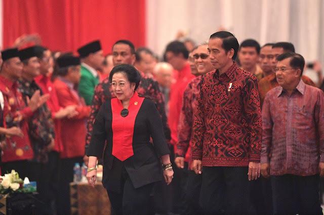 Fantastis! Gaji yang Diterima Megawati Lebih Besar dari Jokowi