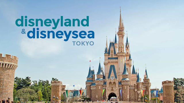 Tokyo Disneyland and Tokyo DisneySea