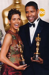Halle Berry, Denzel Washington, Oscars, film