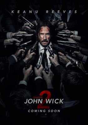 John Wick Chapter 2 2017 Eng HDRip 480p 350Mb ESub