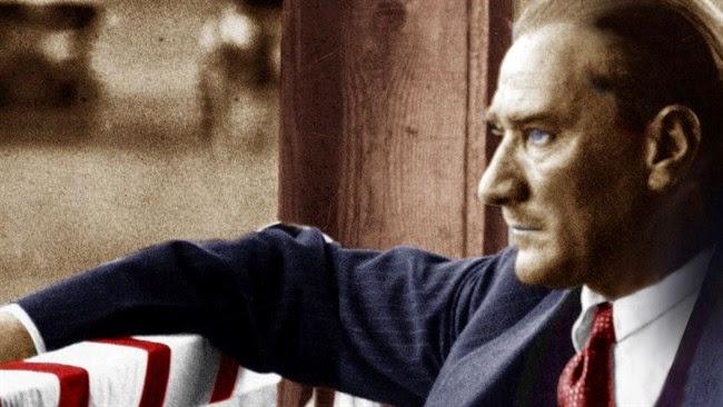 10 Kasim 2017 - Mustafa Kemal Ataturk, Saygi ve Ozlemle