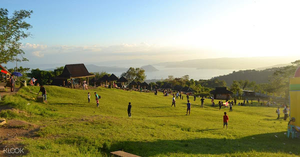 Tourist Spots in Tagaytay Picnic Grove