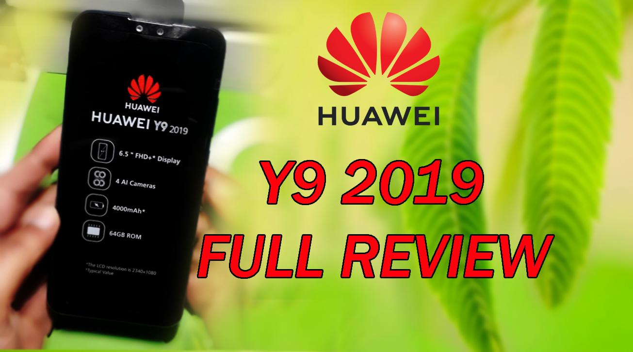 Huawei Y9 2019 Firmware