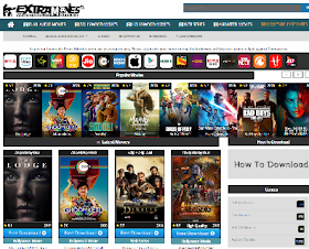 Extramovies 2020 TamilRocker Proxy Movie Download website