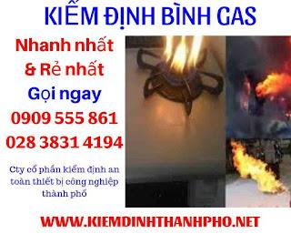 Các nguyên nhân dẫn đến cháy, nổ gas